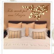 *Decoración de habitación matrimonial